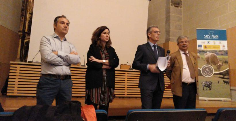 SOSTVAN participa con distintas ponencias invitadas en la jornada que el ITACyL organiza en Ávila