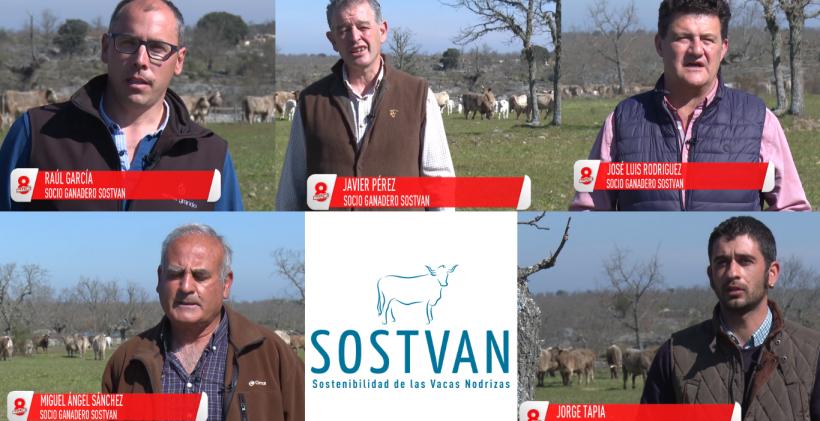 Entrevista a los socios ganaderos de SOSTVAN
