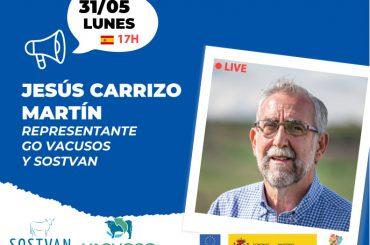 Entrevista a Jesús Carrizo, representante del GO SOSTVAN