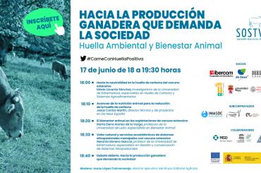 """tertulia: """"Hacia la producción ganadera que demanda la sociedad"""""""