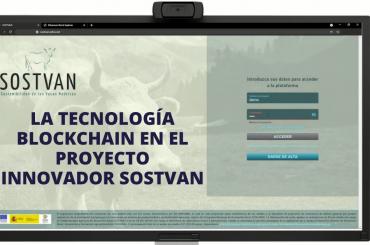 La tecnología Blockchain en el proyecto innovador SOSTVAN