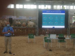 Presentación del proyecto SOSTVAN y sus resultados en SALAMAQ 2021